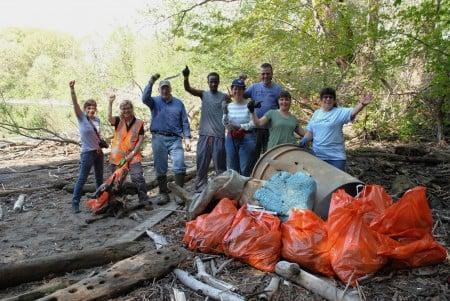 Riverkeeper Volunteers