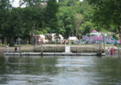 Peekskill Riverfront Green Park