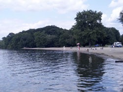 Croton Point Park Beach