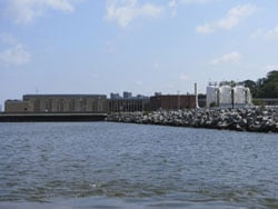 Yonkers WWTP Outfall