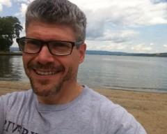 Paul Gallay at Croton Point Park-crPaulGallay-7-17-14