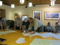 Wallkill site selection meeting
