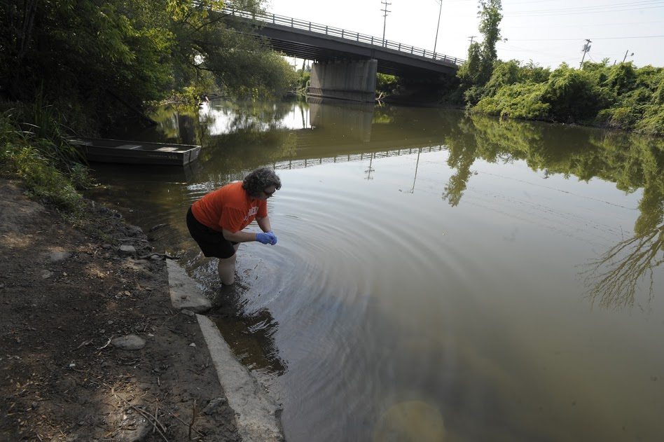 Results of Second Mohawk River Water Quality Snapshot - Riverkeeper