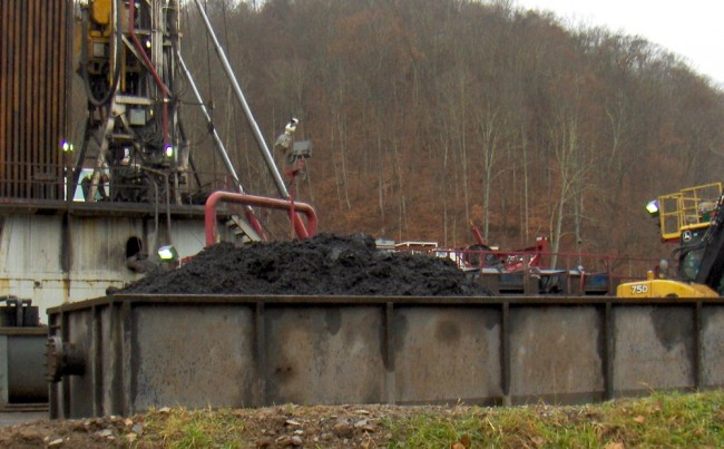Fracking Waste in New York