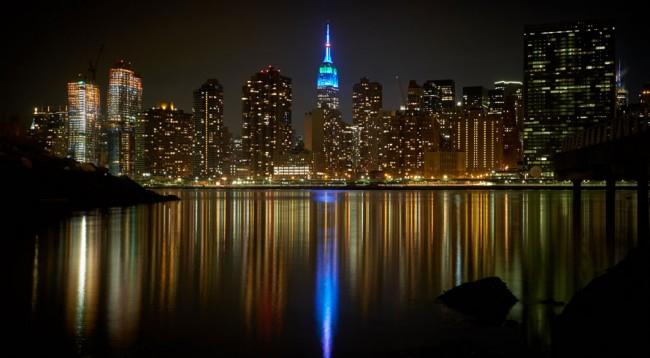 Riverkeeper lights up The Big Apple