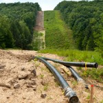 Two Natural Gas Pipelines Halted