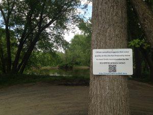 Wallkill warning signs