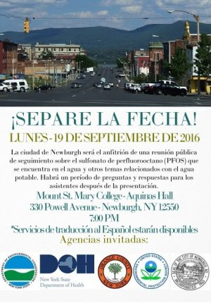 NEWBURGH SEPT19 SAVE THE DATE FINAL SPANISH
