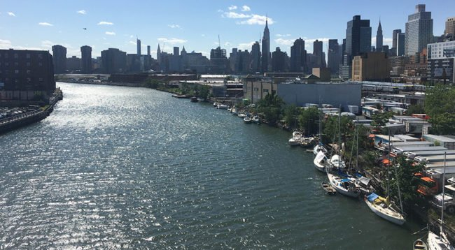 """NY enacts """"gold standard"""" clean water protections"""