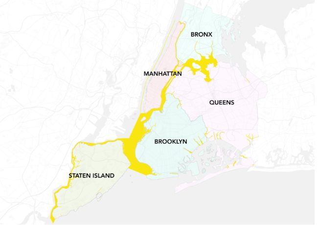 Map Of New York Waterways.Environmental Groups To Sue Epa Over Unsafe Waters In New York City