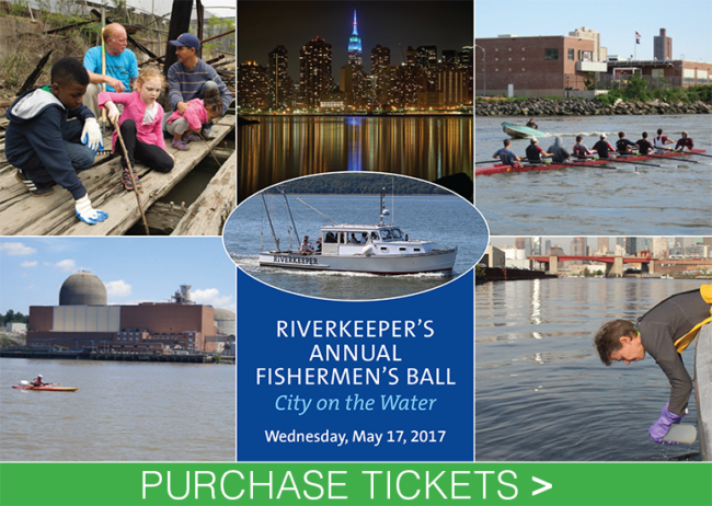 Riverkeeper's Annual Fishermen's Ball