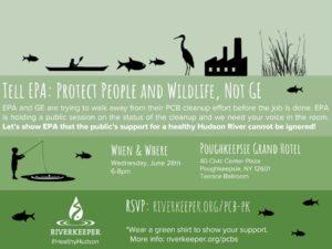 Poughkeepsie EPA Meeting Flyer