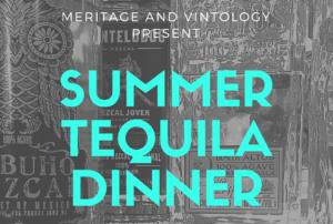 SummerTequilaDinner Poster