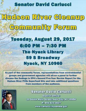 Carlucci Hudson River Community Forum Flyer (1)