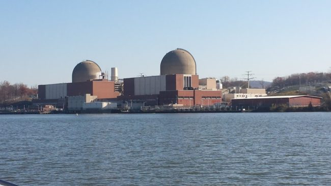 Indian Point license transfer