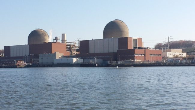 A quick cleanup of Indian Point is needed