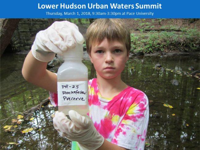 Lower Hudson Urban Waters Summit STD