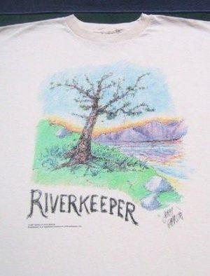 Jerry Garcia Riverkeeper