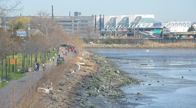 Residents shouldn't have to beg to fix Flushing Bay Promenade