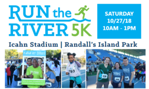 Run the River graphic