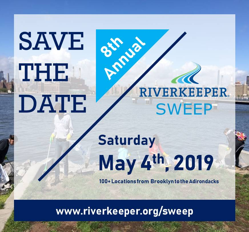 Sweep Save the Date 2019_final - Riverkeeper