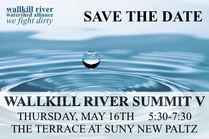 5th Annual Wallkill River Summit - Riverkeeper