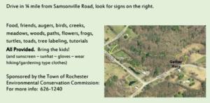 Rochester ECC T4T Meeting Point Map
