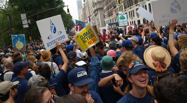 NYS Legislature passes landmark climate bill