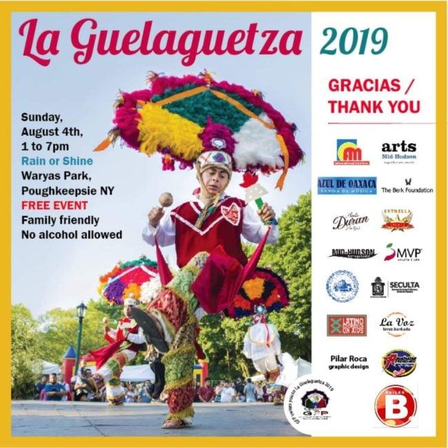 La Guelaguetza-2019