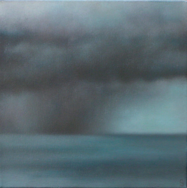 Christie Scheele's Stormy Sea