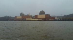 Indian Point's unit reactor 2 closes down