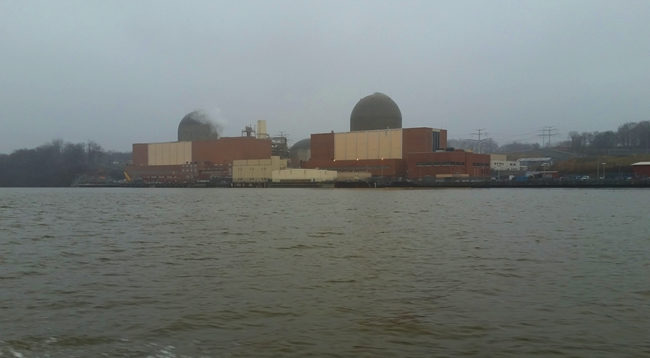 Indian Point decommissioning oversight