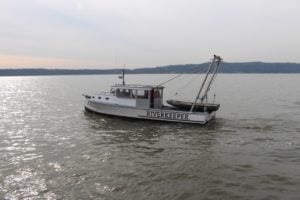 Hudson River patrols begin again