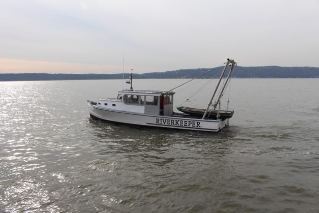 Hudson River patrols begin again
