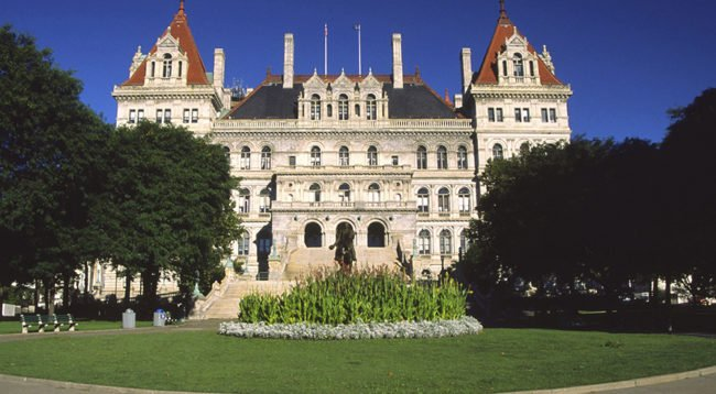 Albany passes Mother Nature Bond Act