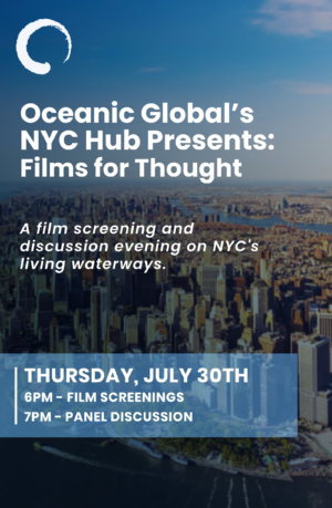 Oceanic Global NYC Hub event graphic