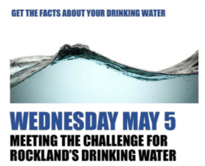 Rockland's drinking water